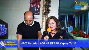 Adana Kebap Nasıl Yapılır - Halil Ustanın Yeri Ocakbaşı Antalya Adana Kebap