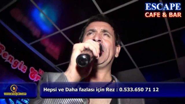 Cengiz Ersoy - Escape Cafe Bar Disko - Antalya