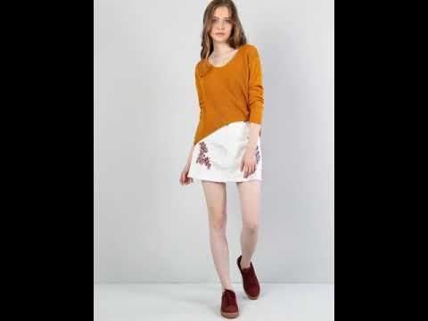 Yazlık Mini Etek Modelleri 2019 Kadın Moda Bayan Kıyafetleri Bayan Giyim Ürünleri