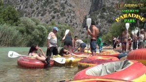 Fethiye Saklıkent Kahvaltı Restaurant Rafting Çamur Banyosu Paradise Park