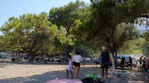 Küçük Çaltıcak Mesire Alanı - Antalya Mangal Yerleri Gezi Tatil