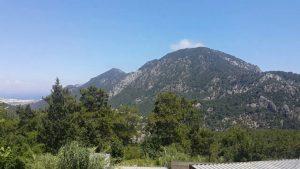 Cennet Antalya - Dağ Orman Deniz Manzaraları Antalya Gezi Tatil Tur