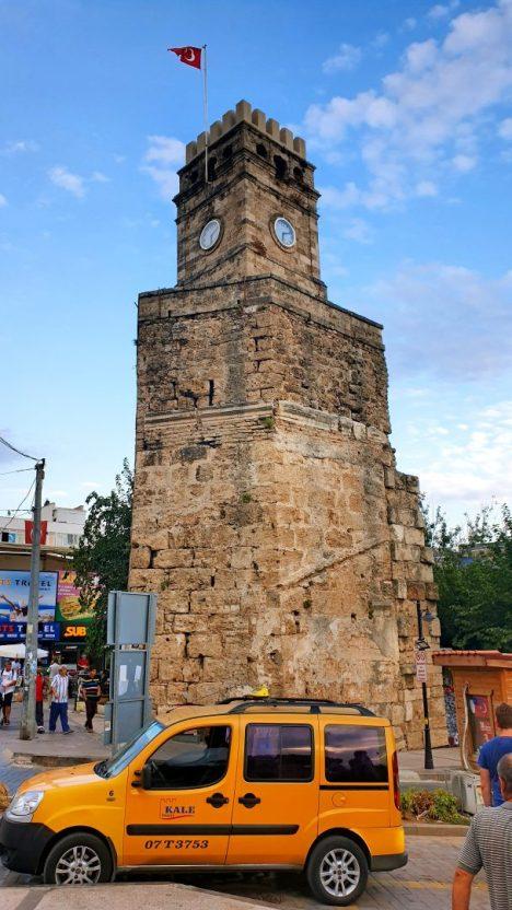 saat kulesi antalya kalekapısı (2)