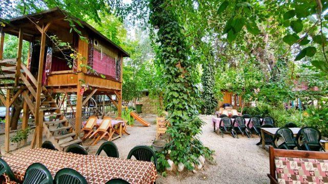 Serpme Kahvaltı Mekanları Antalya Çakırlar - Sakinler Gözleme Bazlama