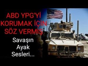 ABD - TÜRKİYE RESTLEŞMESİ - Barış koridorundan savaş koridoruna