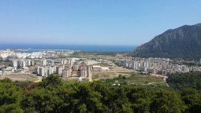 Antalya Liman Sarısu Manzarası - Deniz Manzarası