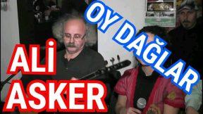 Oy Dağlar Yalçın Dağlar Sözleri - Ali Asker Konseri