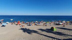 Deniz Manzarası - Antalya Plajı Konyaaltı Beach Gezilecek Yerler