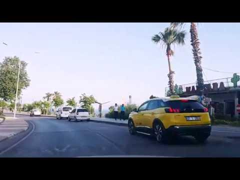 Konyaaltı Cad. Dönerciler Çarşısı Işıklar Perge Bulvarı Antalya Şehir İçi