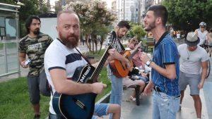 Göklerde Kartal Gibiydim - Yar olmadı bana devir sözleri - Grup Orfe07 Antalya