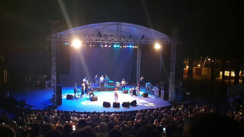 Gesi Bağları – Selda Bağcan Antalya Konseri