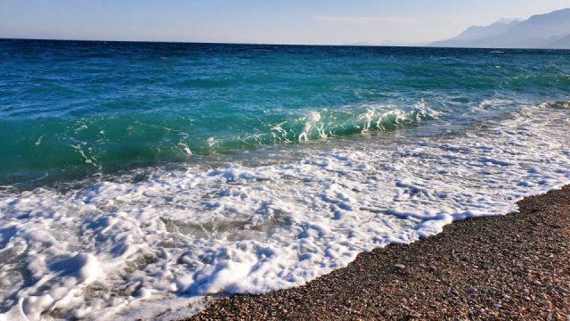 Konyaalti Plajlari Konyaalti Kent Meydani Sahili Antalya Deniz Manzaralari (14)