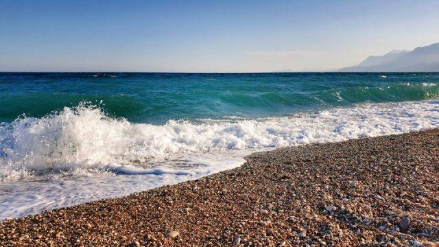 Konyaalti Plajlari Konyaalti Kent Meydani Sahili Antalya Deniz Manzaralari (7)