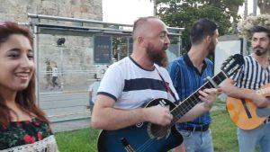 Ali Ayşeyi Seviyor - Cümle Alem Duydu Beni Sözleri - Grup Orfe07 İlanı Aşk