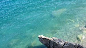 Küçük Çaltıcak Deniz Manzarası Antalya Doğal Güzellikleri