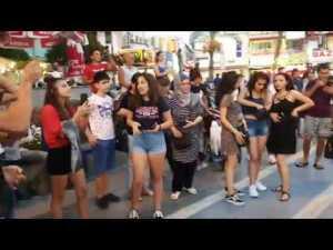 Elfida - Sana Doğru - Grup Orfe07 Antalya Sokak Müzisyenleri