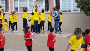 Antalya 29 Ekim Kutlaması Merkez İlk Öğretim ve Orta Okulu