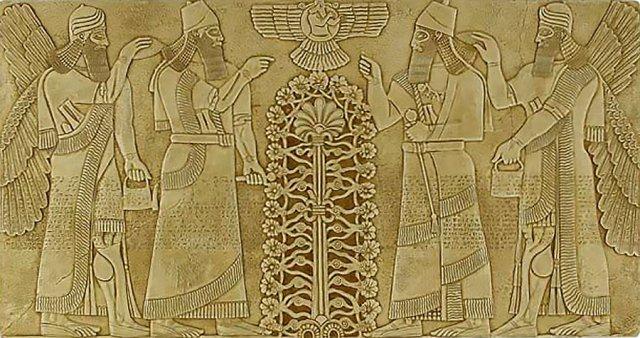 anunnakiler sumer tanrilari enlil enki anu marduk ninmah tabletleri nibiru (14)