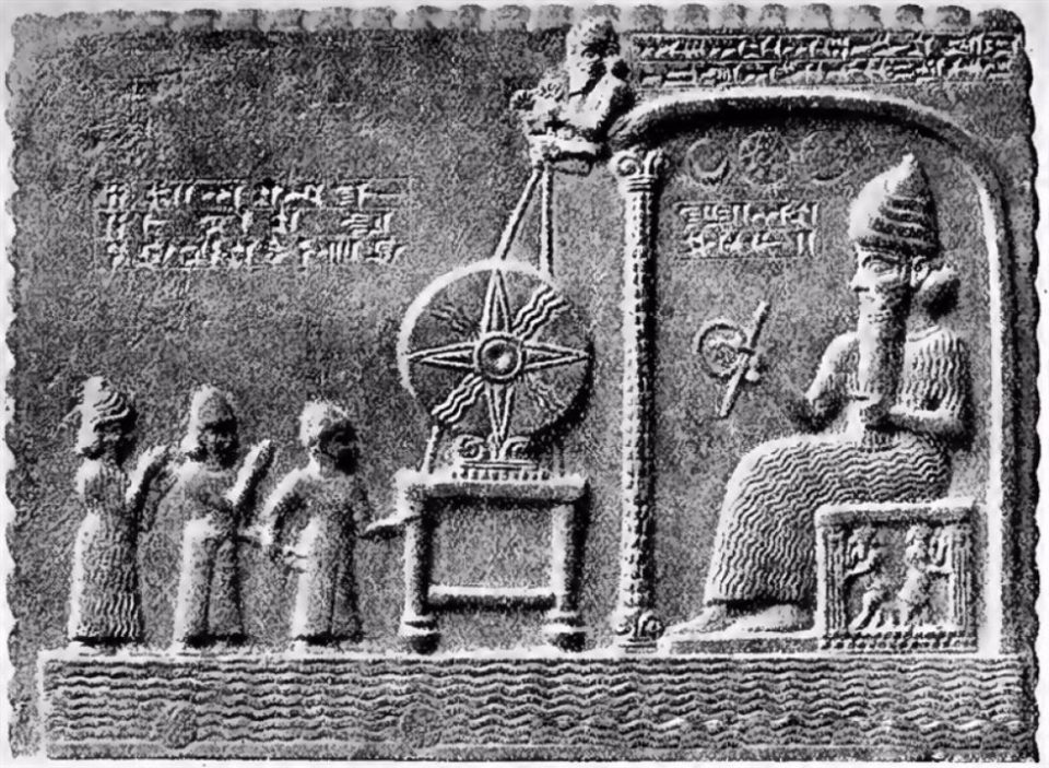 anunnakiler sumer tanrilari enlil enki anu marduk ninmah tabletleri nibiru (18)