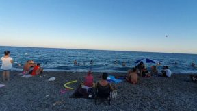 Deniz Manzaraları - Konyaaltı Plajı Antalya Gezilecek Yerleri