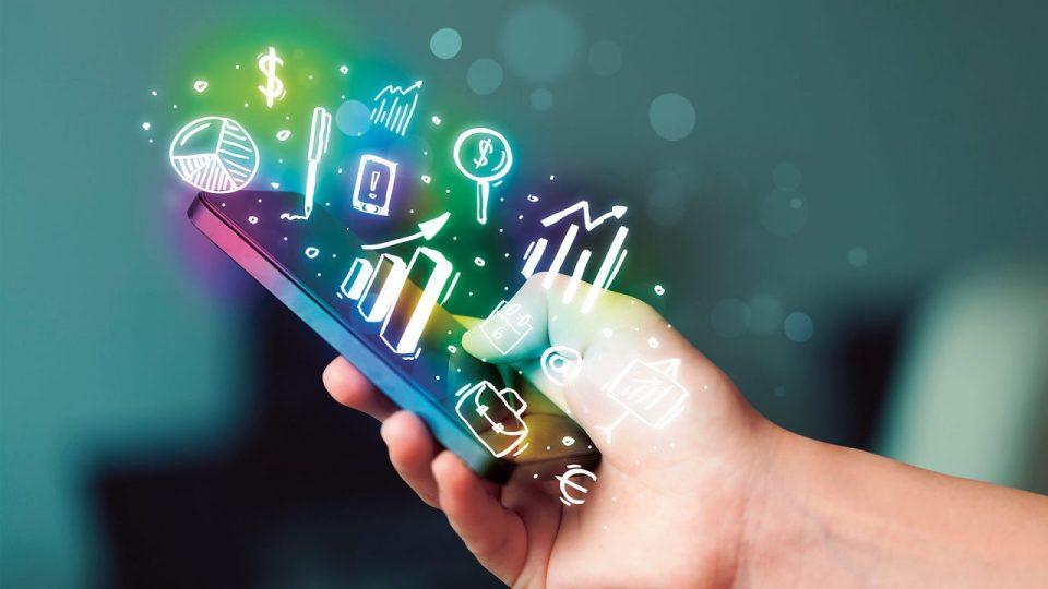 dijital – cep telefonu – iletisim