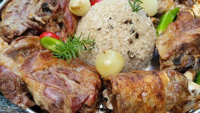Kilo ile incik kaburga oğlak kuzu tandır – Antalya'da ne yenir – Nasreddin Restaurant