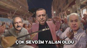 Tayyip Erdoğan'ın en çok izlenen ilk 5 videosu