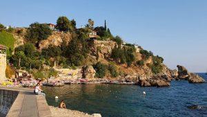 Antalya Yat Limanı İskele Deniz Manzarası Gezilecek Turistik Yerler