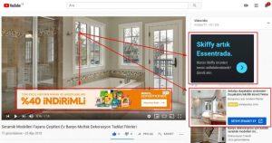 Youtube'dan yayıncılar için ek reklam alanı ile ilave gelir imkanı