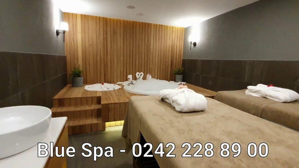 Antalya Hamam Sauna Masaj Kese Köpük 0242 228 8900 – Blue Garden Hotel SPA