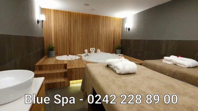 Antalya Hamam Sauna Masaj Kese Köpük 0242 228 8900 - Blue Garden Hotel SPA