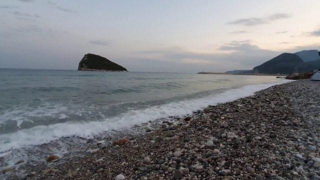 Antalya Doğal Güzellikleri - Topçam Mesire Alanı Deniz Manzarası Muhteşem