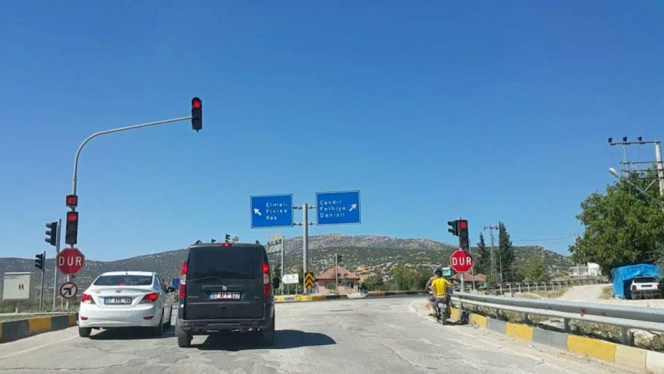 Korkuteli Şehiriçi Şehir Merkezi Korkuteli Yolları Gezi Tatil – Full