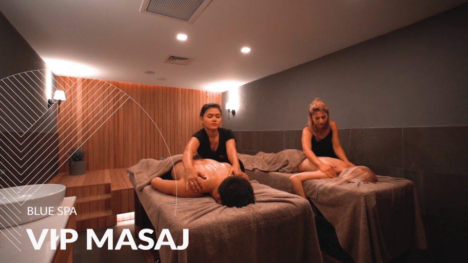 Antalya Masaj Hamam Sauna Kese Köpük Blue Garden Hotel  SPA
