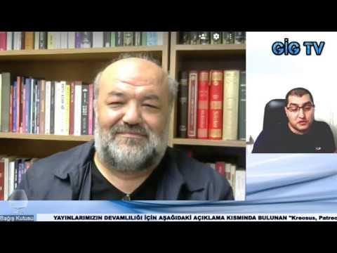 Türkiye Müslümanlığı ve Siyaseti – Konuklar : İhsan Eliaçık, Edip Yüksel, Yakup Deniz – GİG TV
