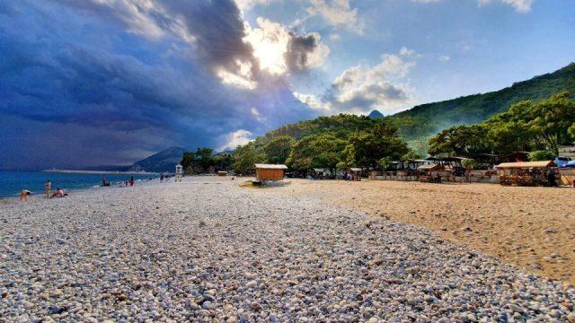 Topçam Antalya Piknik Mangal Alanları Deniz Manzarası (12)