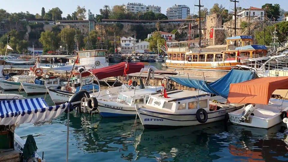 Yat Limanı Antalya