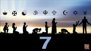 7 RAKAMIYLA İLGİLİ BU KADAR ŞEY TESADÜF MÜ?