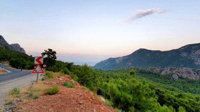 Antalya Altınyaka Deniz Manzarası Çam Ormanları_27