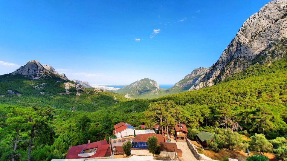Antalya Altınyaka Deniz Manzarası Çam Ormanları_5