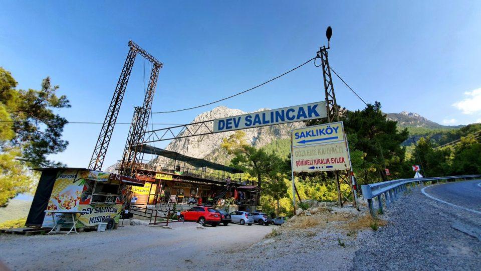 Dev Salıncak – Antalya Altınyaka Deniz Manzarası Çam Ormanları_7