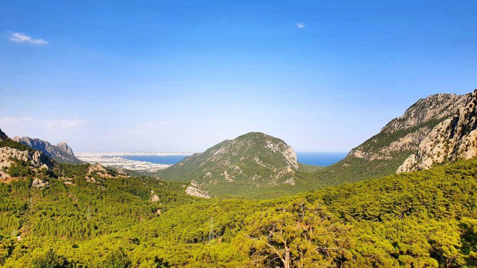 Dev Salıncak – Antalya Altınyaka Deniz Manzarası Çam Ormanları_8