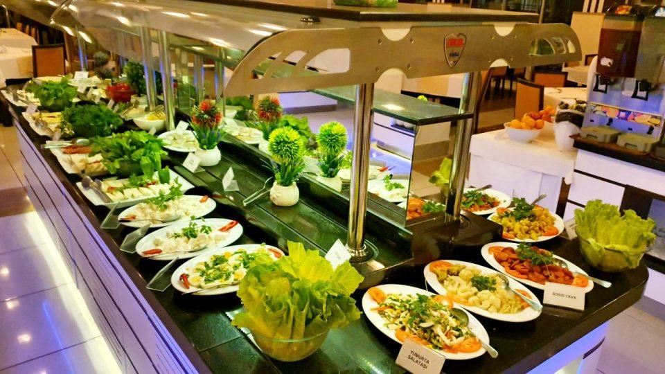 açık büfe kahvaltı sunumu blue garden hotel konyaaltı antalya oteller_26