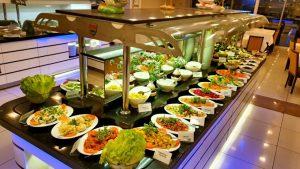 Açıkbüfe Kahvaltı Antalya - Blue Garden Hotel Açıkbüfe Kahvaltı Sunumu