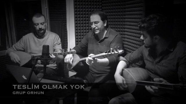 """Ali Aksoy Grup ORHUN -TESLİM OLMAK YOK """"Kayıt Arası- Kayıt Dışı Türküler"""