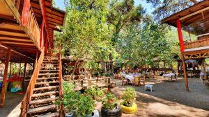 Antalya kahvaltı yerleri Sedir gözleme Çakırlar