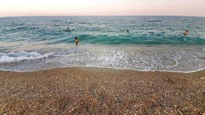 Antalya Plajları Konyaaltı Sahili Deniz Manzarası Gezilecek Yerler