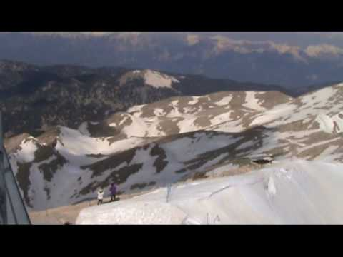 Antalya Tahtalı Dağına Teleferikle Çıkmak - Antalya Gezi Tavsiyeleri