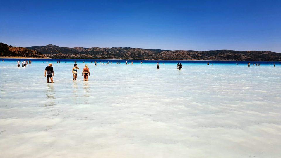 beyaz adalar plajı manzara salda gölü sahilleri_12