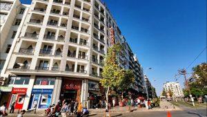 Doğu Garajı Kavşağı - Antalya Şehir Merkezi